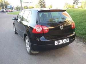 Фото: Продам volkswagen golf 2006 год